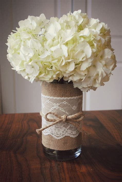 Wedding Bouquet Vase by 17 Best Ideas About Lace Vase On Country