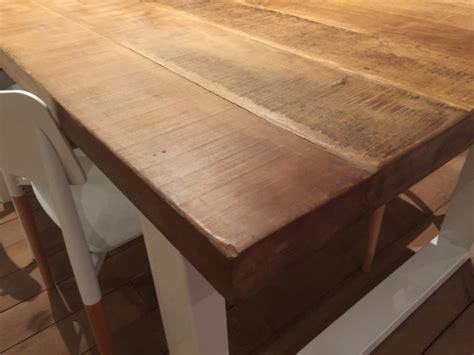 tisch naturholz tisch wei 223 naturholz esstisch industrie wei 223 tisch