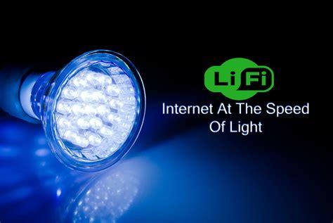 speed of light internet li fi internet at the speed of light steemit
