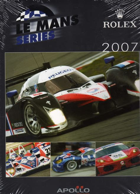 le mans series yearbooks  motor racing programme