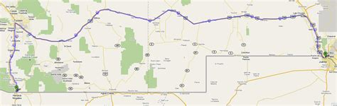 map of sonora texas el paso to nogales trip shuttle