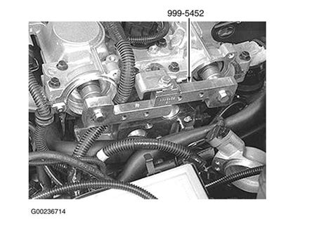 camshaft timing marks  replaced  valves   car listed