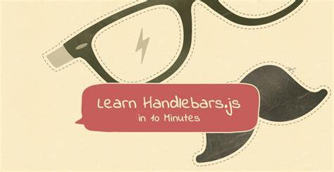 handlebars layout template handlebars template tutorial choice image template