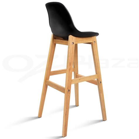 oak wood bar stools 2x 4x oak wood bar stools wooden dining chairs kitchen