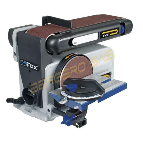 levigatrici da banco levigatrice combinata da banco nastro 100 mm disco 150 mm