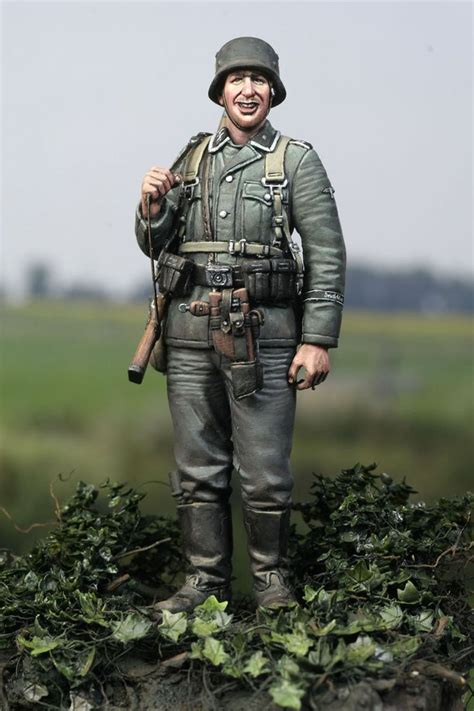 Figure 1 6 Tontenkopf Division German Army Ww2 86 best images about figures ww2 on