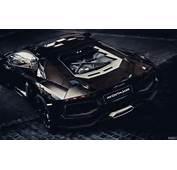 1280x800 Custom Lamborghini Aventador Desktop PC And Mac Wallpaper