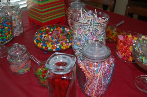 candy bar ideas for birthday party candy bar ideas for