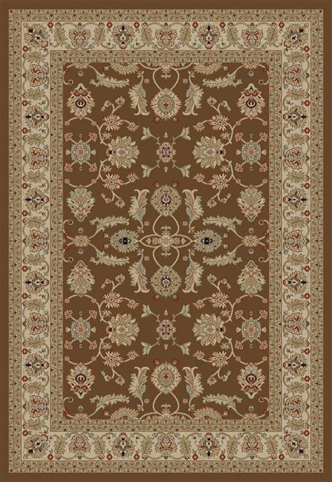 brown area rugs concord global 4448 brown area rug
