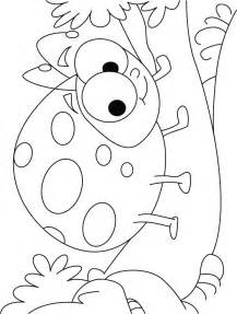 ladybug coloring pages free coloring pages of ladybird