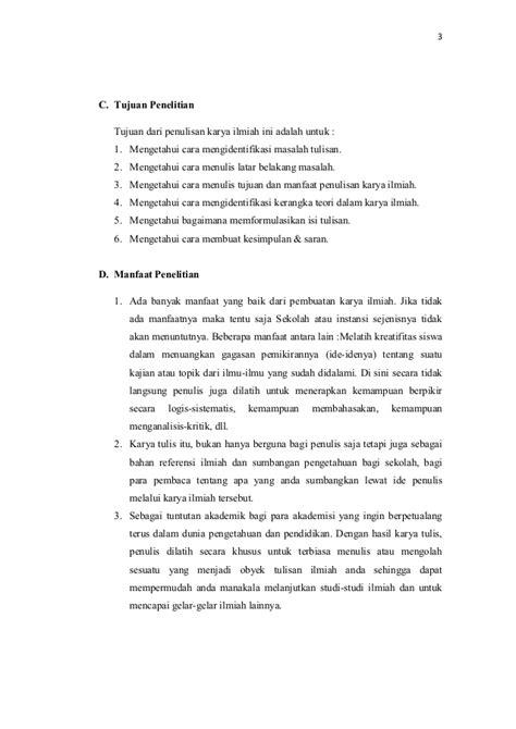 contoh membuat latar belakang makalah contoh makalah bahasa indonesia