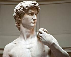 Michelangelo David Sculpture by The Many Meanings Of Michelangelo S Statue Of David