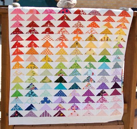 Flying Goose Quilt by Flying Geese Quilt Sewing