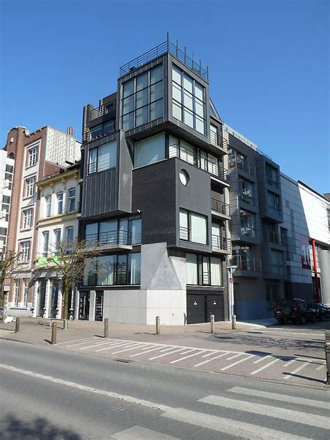 apartments in antwerp belgium arch