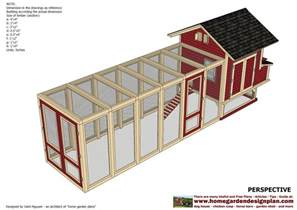 home garden plans l102 chicken coop plans construction