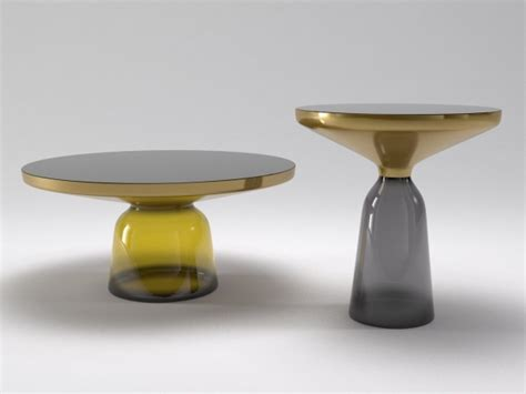 Bell Table by Bell 3d Model Classicon