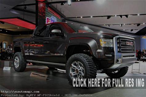 gmc sierra release date  pricing  auto suv