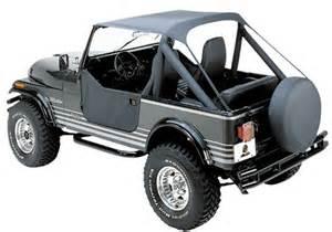 Jeep Yj Top Bestop Jeep Wrangler Traditional Top