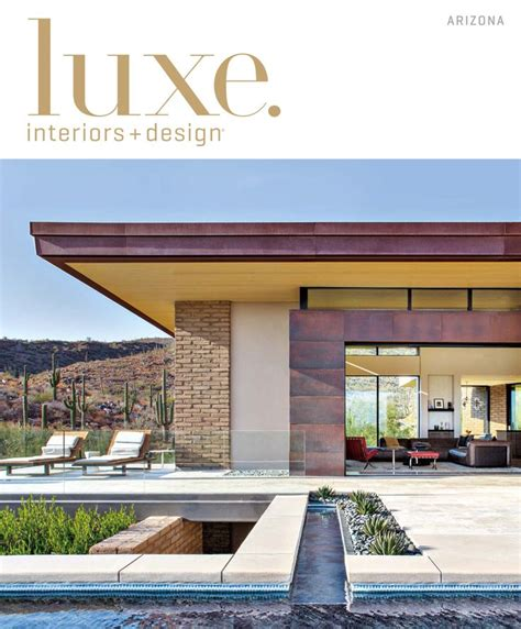 Arizona Home Design Magazines by 17 Best Images About Luxe Covers On Arizona