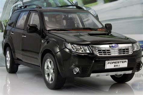 1 18 scale subaru forester diecast model cars toys
