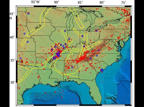earthquake fault lines key faultlines