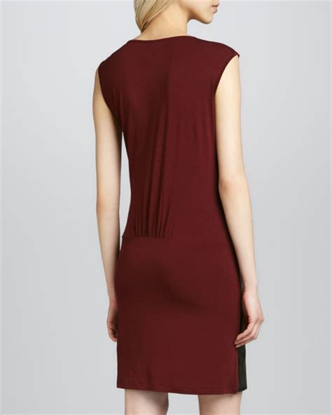 design history dress design history leather skirt combo dress