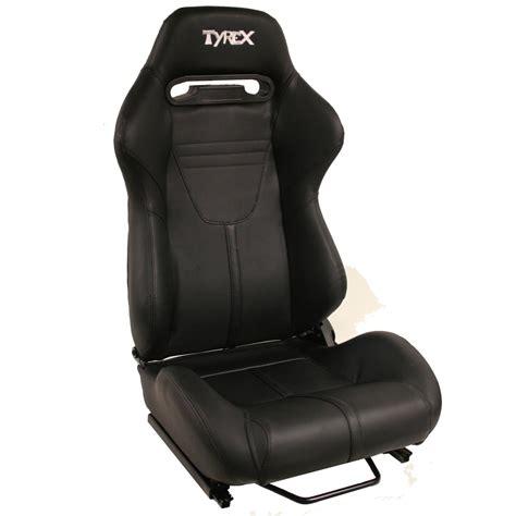 comfortable bucket seats raptor 4x4 tyrex sports bucket seat in black comfort faux