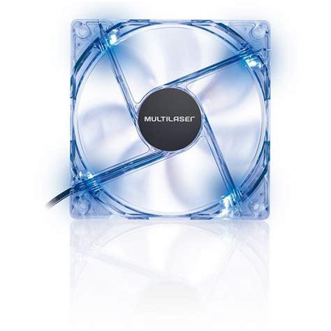 120 x 120 x 25mm fan cooler 120mm 120x120x25mm 12v fan ga135 multilaser blue