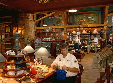 backyard store bass pro center management