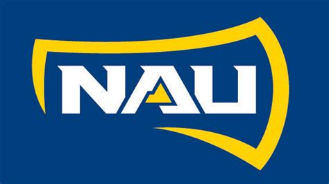 nau colors nau gets new logo gives louie new look fox sports