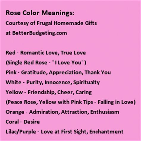 meaning of pink different colors and their meanings roses r red violets