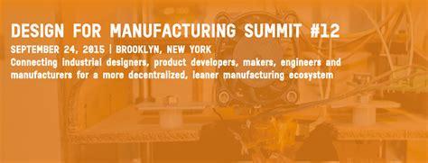 Design For Manufacturing Summit | jd albert at the design for manufacturing summit