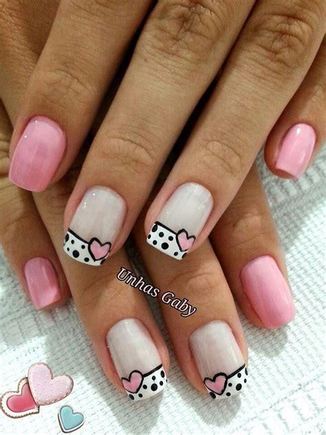 imagenes de uñas pintadas faciles y bonitas para los pies 81 best u 241 as pintadas images on pinterest french