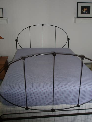 pottery barn iron bed pottery barn cast iron bed flickr photo sharing