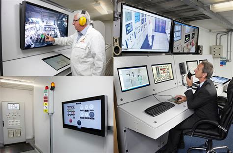 simulation room engine room simulator yacht and superyacht simulators