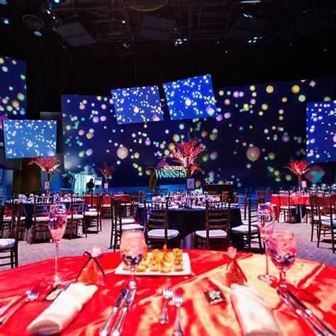 Wedding Reception Animation by Decor Animation Building At Disneyland Resort Disney