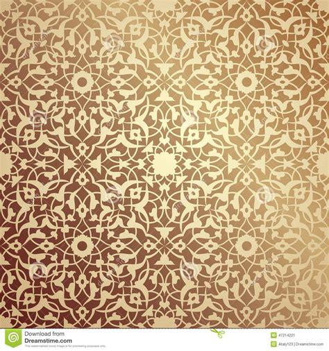 islamic pattern map islamic pattern stock vector image 47214221