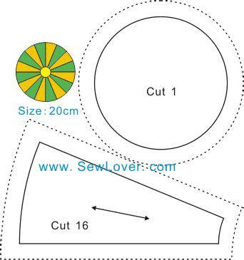 dresden plate template dresden plate quilt pattern sew much