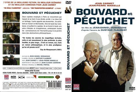 bouvard et pecuchet jaquette dvd de bouvard et pecuchet cin 233 ma passion