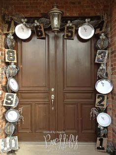 New Year S Door Decorations by 1000 Images About New Year Celebration On