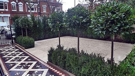 formal front garden modern front garden design mosaic formal clapham