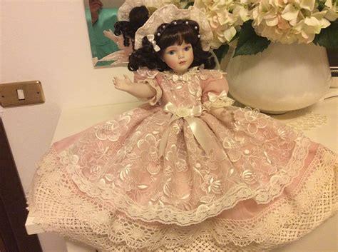 porcelain doll collectors elisa biscuit porcelain doll collector s item dolls
