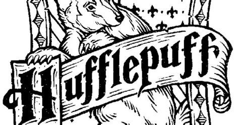 harry potter coloring pages hufflepuff hufflepuff coloring pages coloring pages