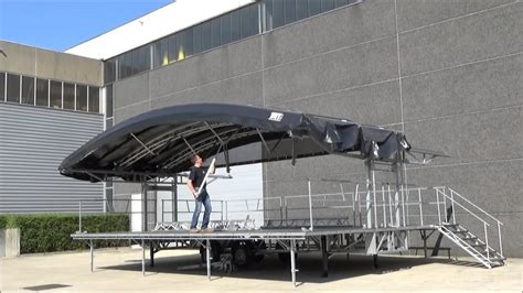 mobil stage mobile stage trailer