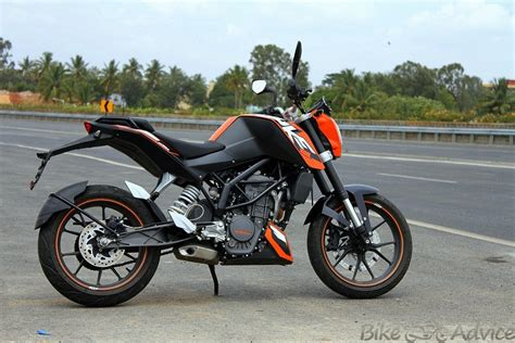 Ktm Duke 200 Price In India Ktm Duke 200 Road Test And Review By Sharat Aryan