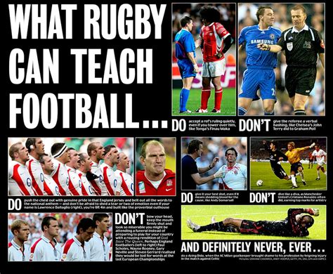 What I Can Teach You About Careers by Strength Fighter Football Vs Rugby