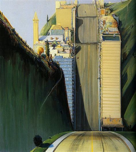 wayne thiebaud and illustration 2