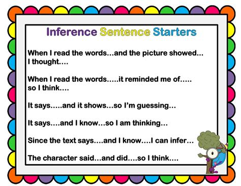 Inference Worksheets by 3 6 Free Resources March 2013