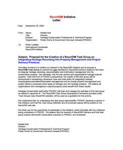 business proposition letter sle business letter to client 7 documents in pdf word