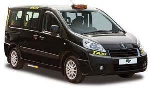 Taxi Peugeot Peugeot E7 Taxis Peugeot E7 Purpose Built Taxis Cab Direct